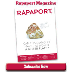 Rapaport Magazine November 2017 Cover Tw Square